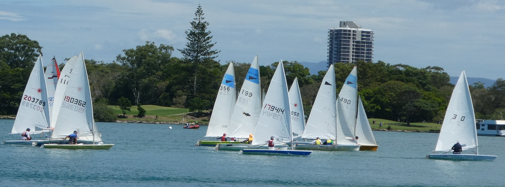 Tweed Valley Sailing Club